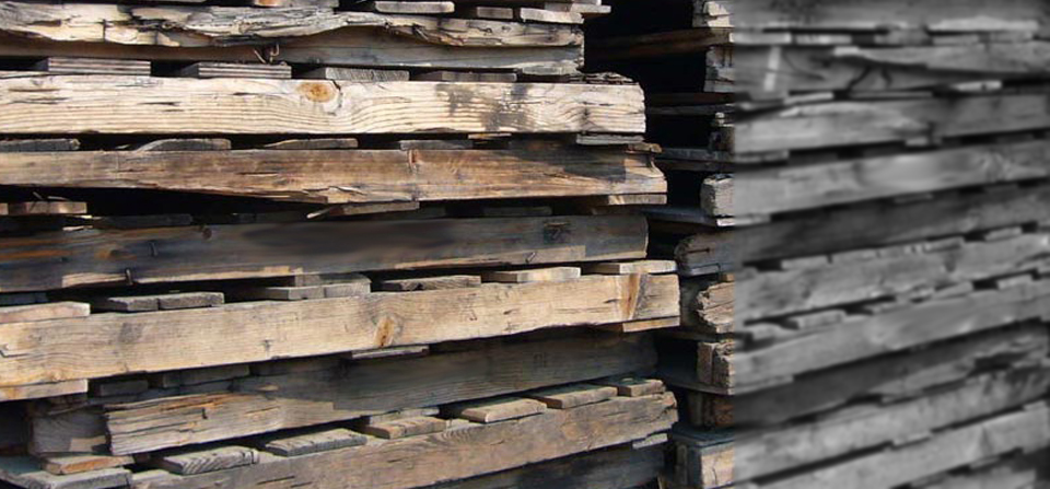 We Buy Used Pallets