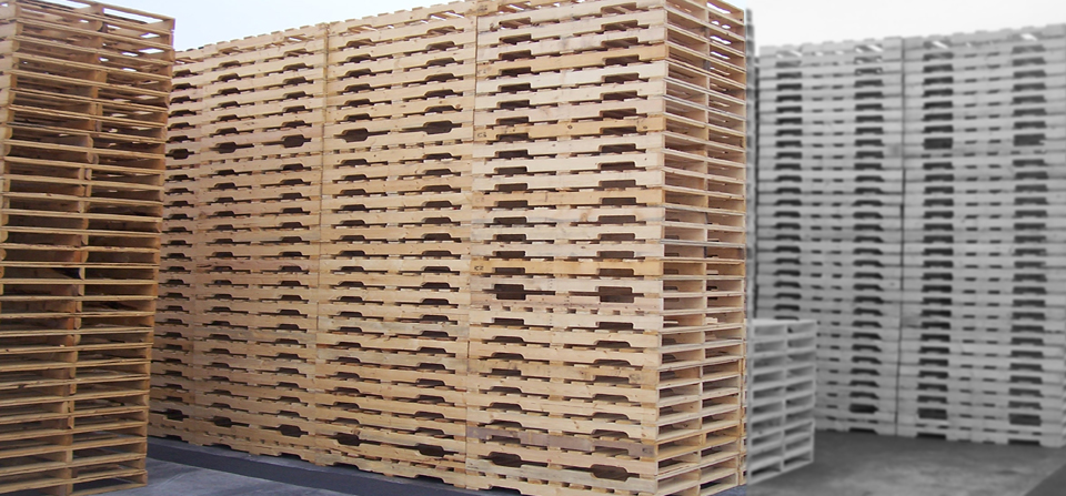 New & Used Pallets